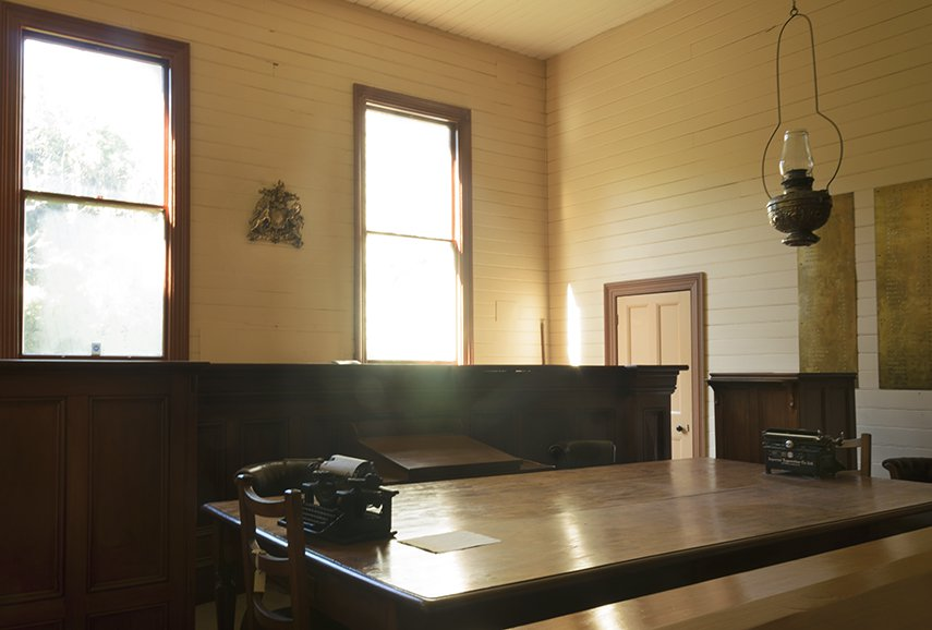 The Court Room furniture, 2020
